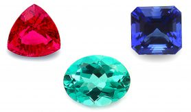 Gemstones and Paraiba Site